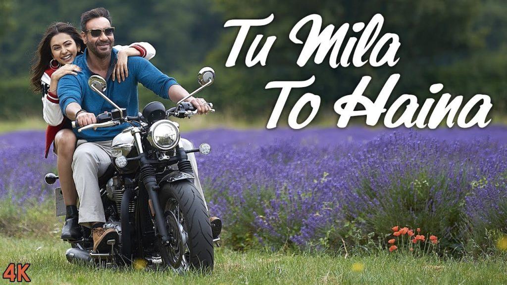 TU MILA TO HAINA Video Song - De De Pyaar De - Ajay Devgn - Rakul Preet Singh