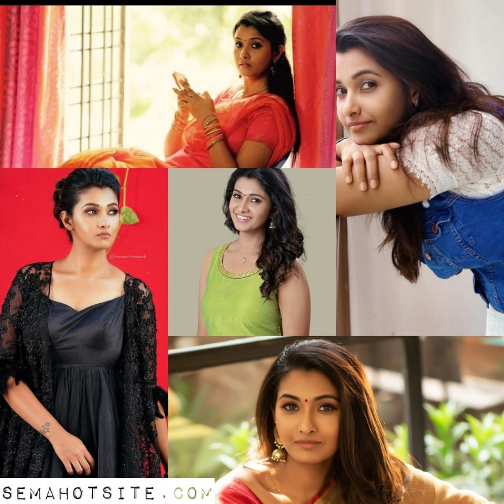 Sexy hot seducing actress priya bhavani shankar photo gallery