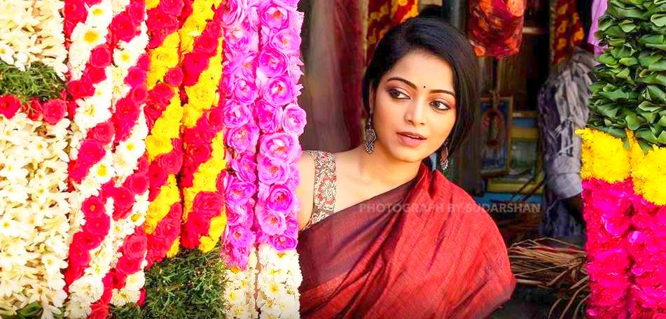 janani-iyer-sexy-hot-saree-photoshoot-sizzling-lovely-cute-stills-bust waist-bra size-hip size
