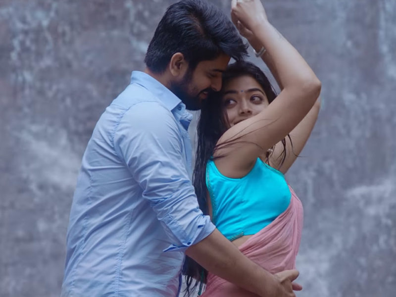 Ammaye Challo Antu Full hot Video Song – Chalo Movie Songs starring Naga Shaurya, Rashmika Mandanna