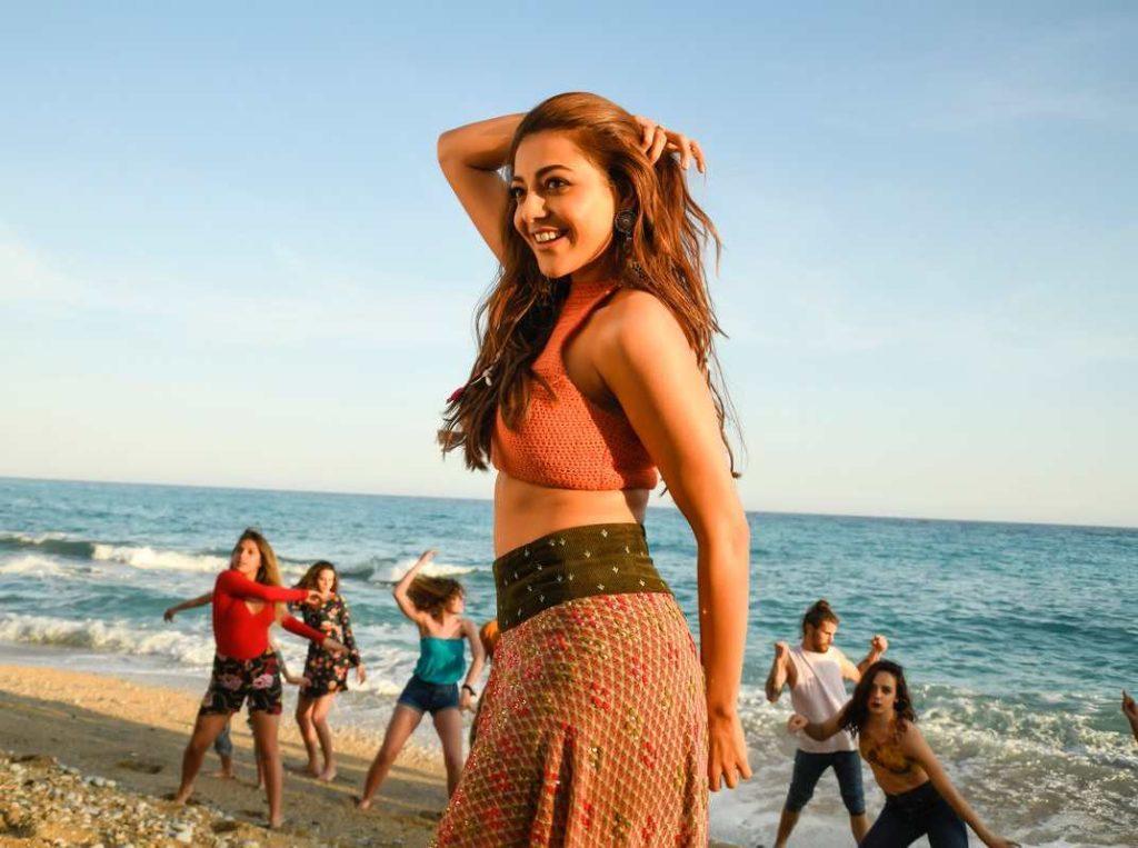 Ranarangam Movie Latest hot Videos song snaps Sharwanand Kajal Aggarwal Kalyani Priyadarshan