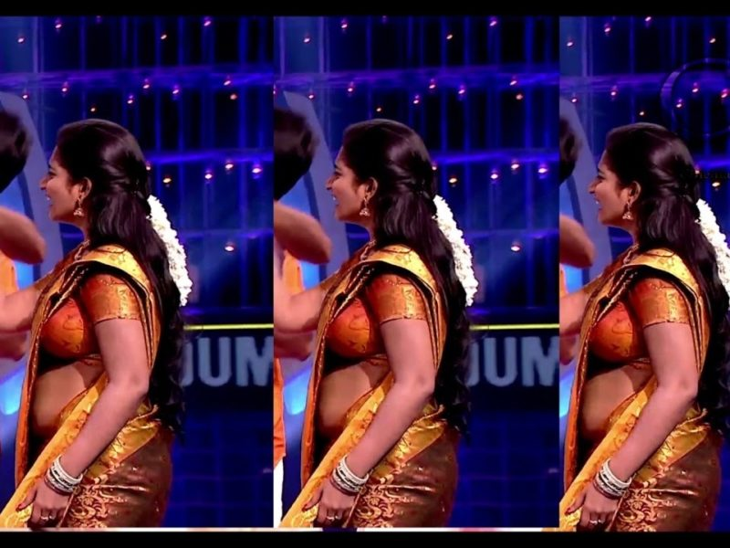 Tamil Serial Actress Deepika rangaraju Sexy hot Dance video