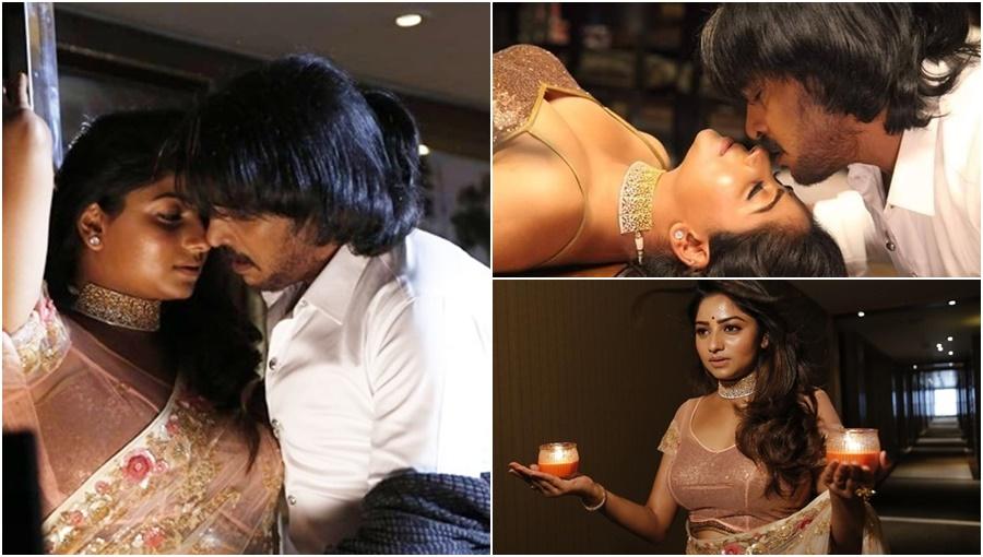 Uppendra Rachitha ram i love movie hot song snaps