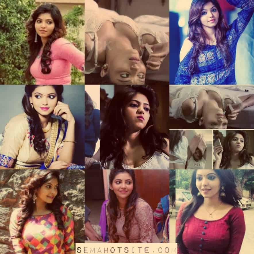 Cute cum hot Actress Athulya ravi hot sexy stills biography bust waist hip sizes