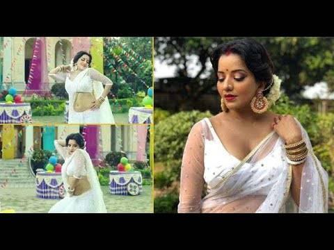 Bhojpuri boobs beauty Monalisa Antara biswas all seducing sex scenes cum photos from Dupur Thakurpo
