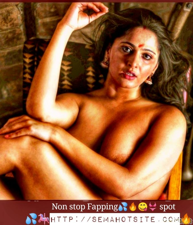 Actress Anushka shetty sexy nude fake hot erotic photos