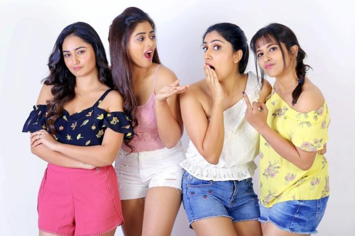 Latest Stills-tridhachoudhury-dhanyabalakrishna-siddhiidnani-komaliprasad tollywoodactress-Tollywood-actress-Actresshot-stills