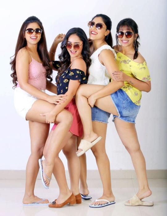 Latest Stills-tridhachoudhury-dhanyabalakrishna-siddhiidnani-komaliprasad tollywoodactress-Tollywood-actress-Actresshot-stills 3
